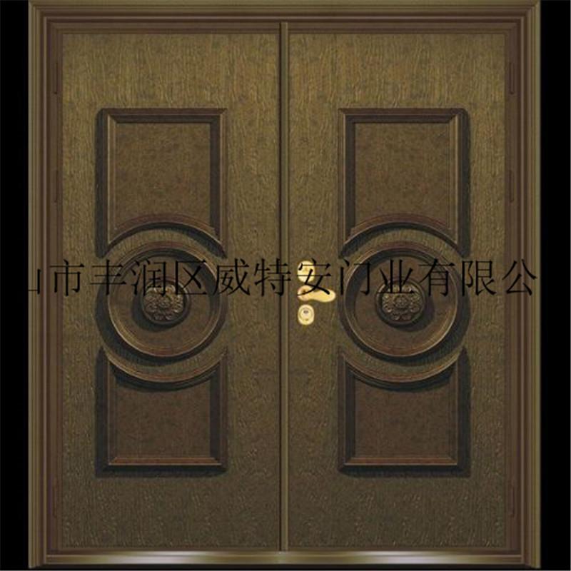 唐山铸铝门