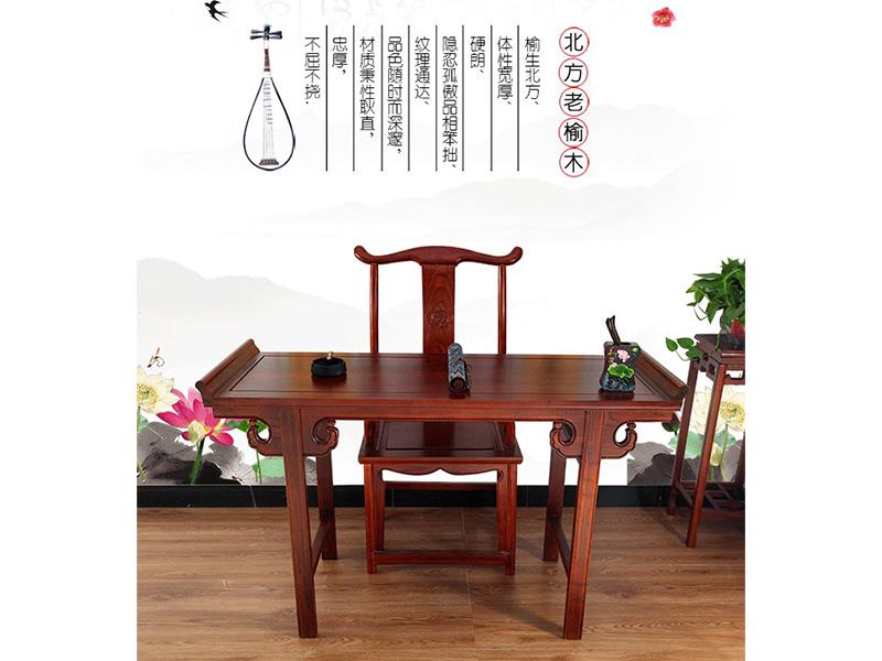 书法桌椅|河北书法桌