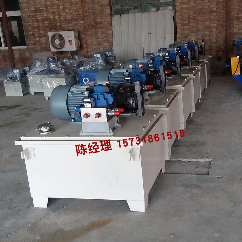 衡水液压泵站