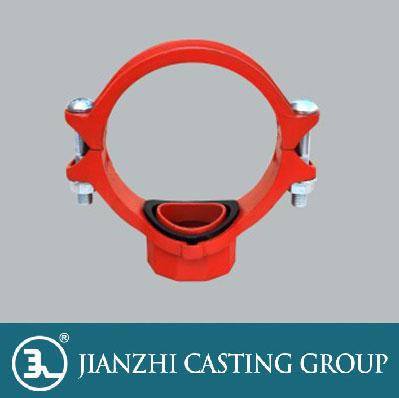 沟槽式管件-螺纹机械