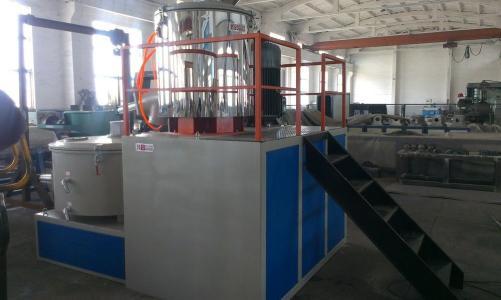 PVC自动高速混料机