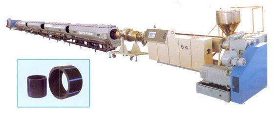 SJ65塑料PPR管材生产线