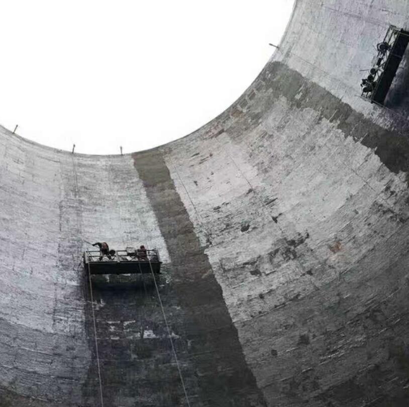 AL901-X大连电厂冷却塔防腐防水涂料|营口电厂冷却塔防腐施工