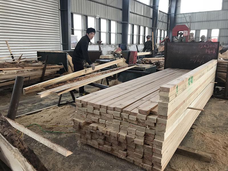 建筑木方批发厂家