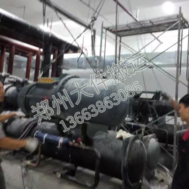 郑州设备吊装搬运