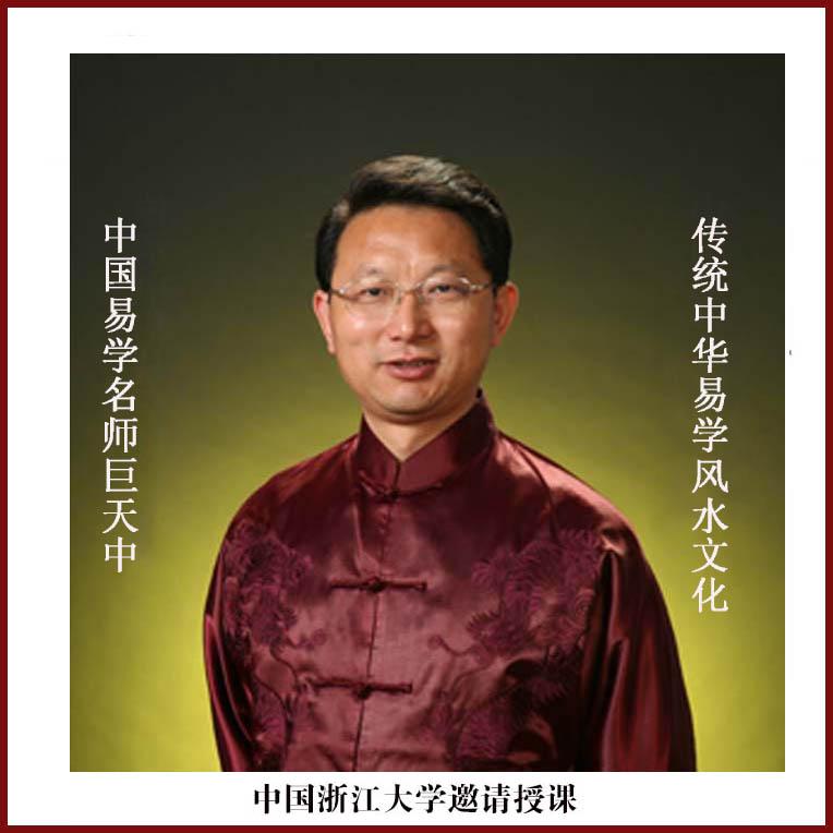 巨天中中国国际周易学