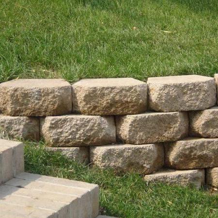 干垒挡土墙