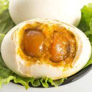 双黄麻鸭蛋