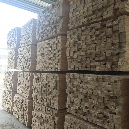 建筑木方加工
