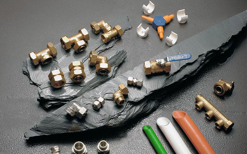 铝塑复合管联塑管道
