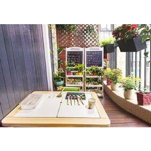 温州防腐庭院木廊供应别墅架效果图小区私家花园别墅花园智泰安图片