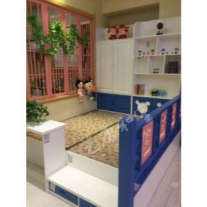 儿童和室房榻榻米定制