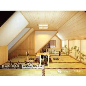 阁楼榻榻米设计效果图|艺唐和室