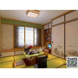 日式榻榻米设计|艺唐和室