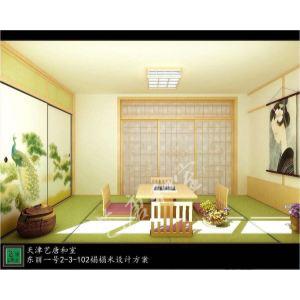 天津日式榻榻米设计