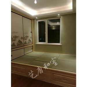 日式榻榻米和室房