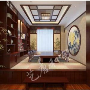 天津中式榻榻米设计