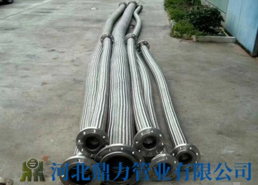 大口径金属软管