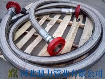 高压耐火胶管