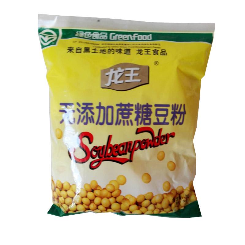 龙王无蔗糖豆粉300克