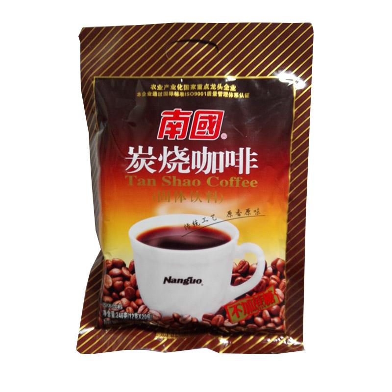 南国无蔗糖咖啡240克