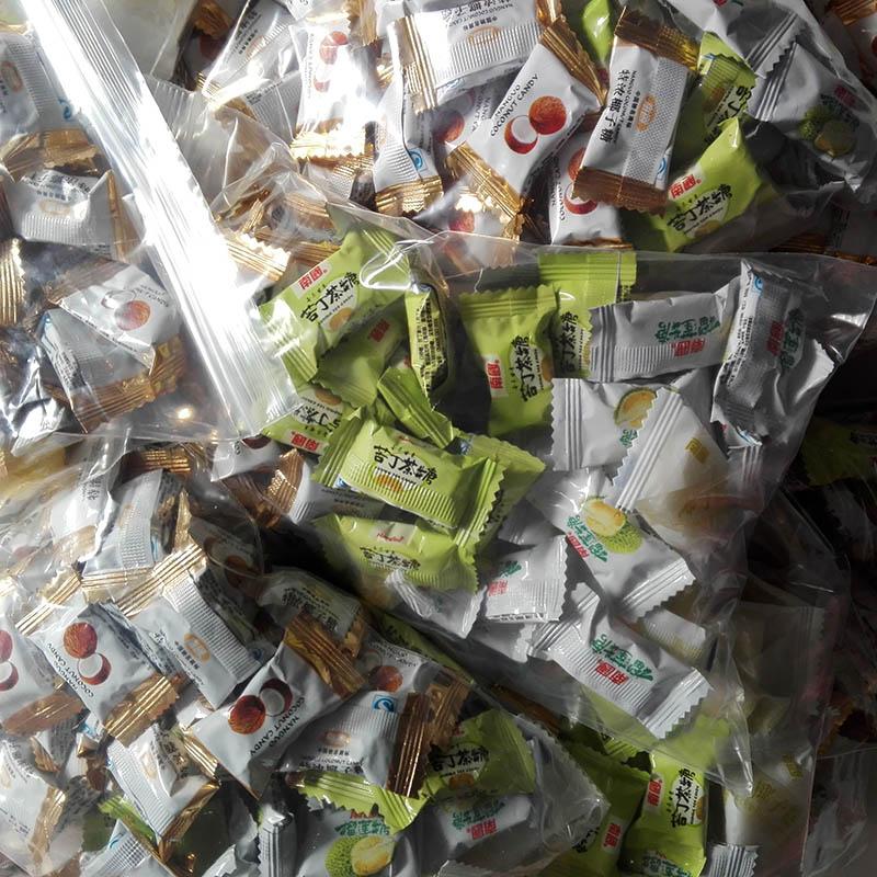 南国散糖每500克28元