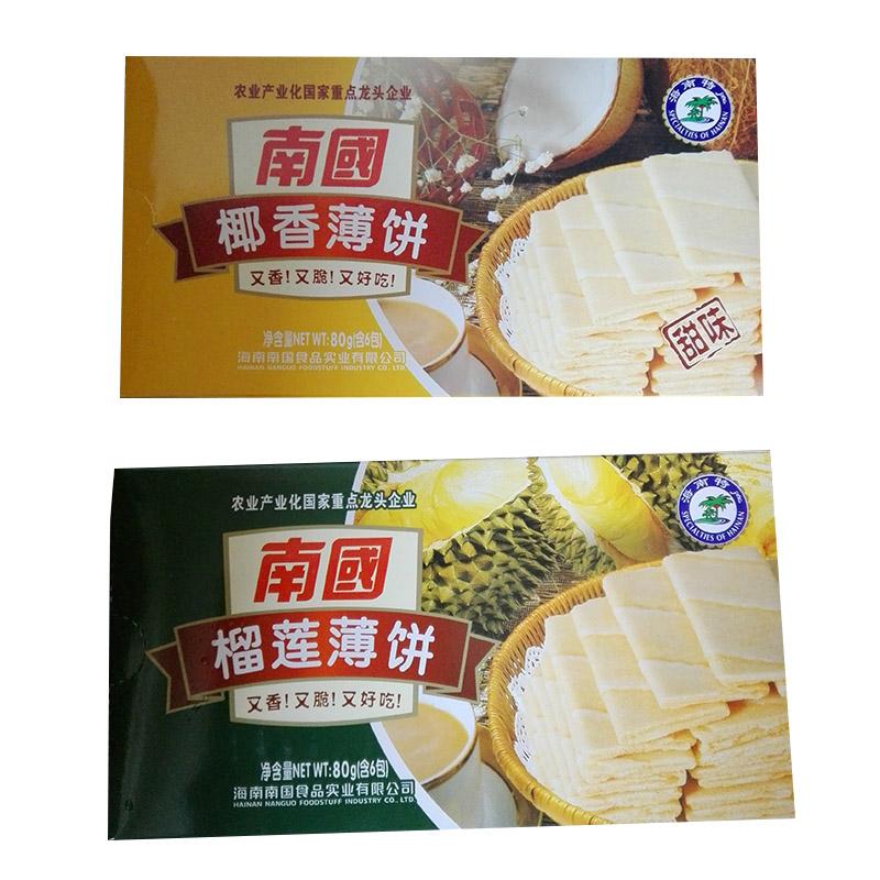 南国手工薄饼80克7元