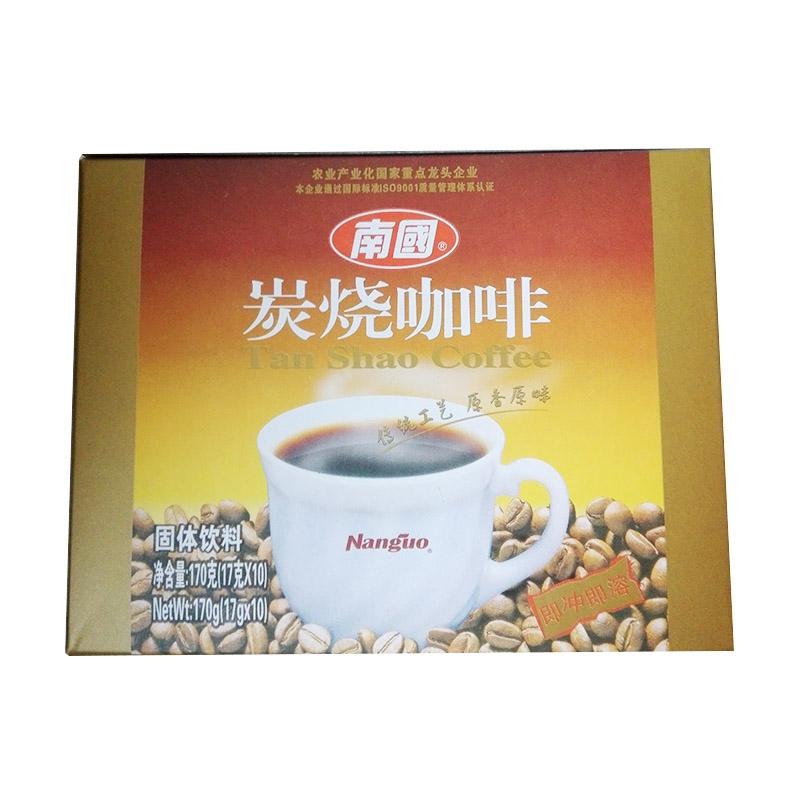 南国炭烧咖啡170克(1