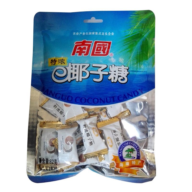 南国椰子糖82克4.5