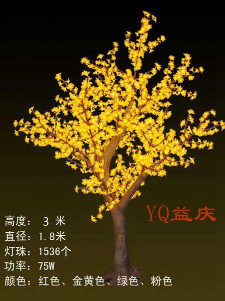 BYFZ-3米-1536灯-75W-