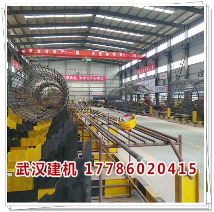 武汉钢筋笼成型机