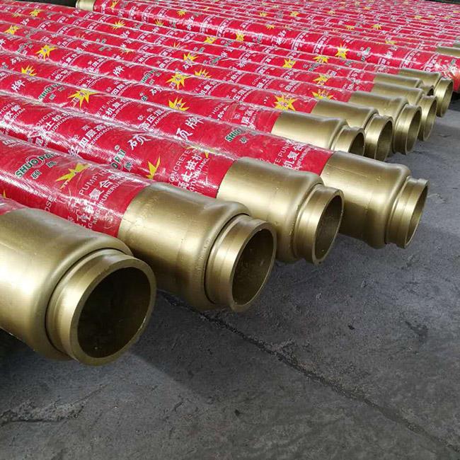 泵车桩机专用胶管
