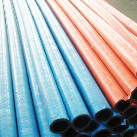 钢丝缠绕橡胶输送管