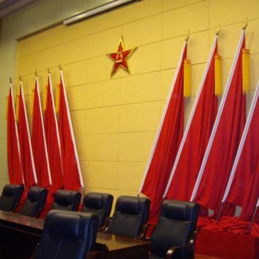 郑州会议室礼堂旗厂家