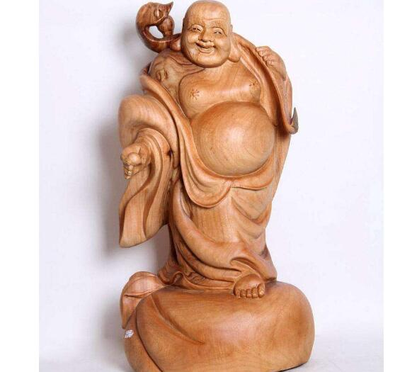 木雕定制-佛像雕作