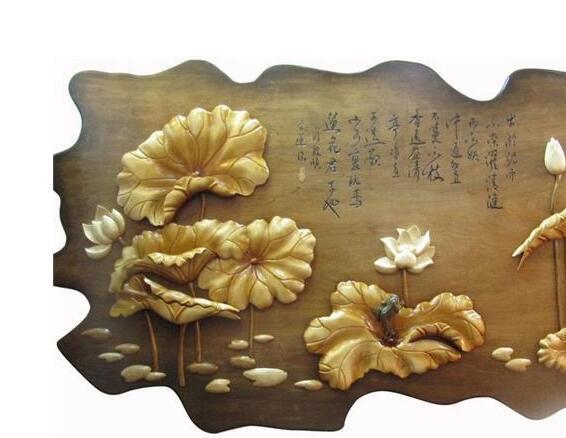 木雕定制-珍木工艺品
