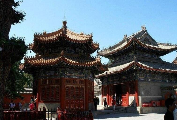木雕定制-园林、寺院