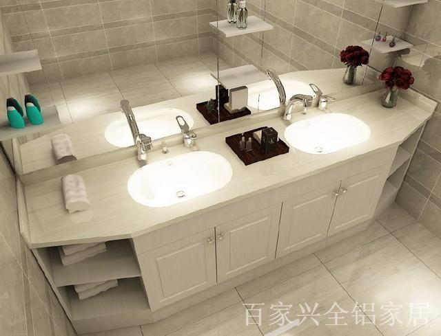 云南全铝浴室柜