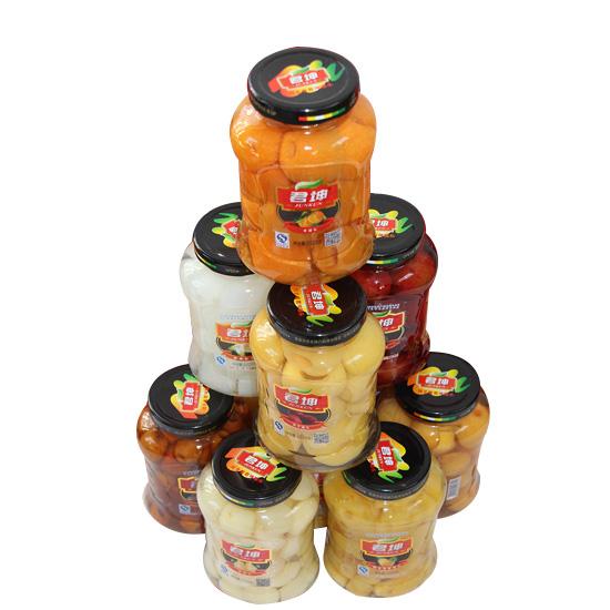 唐山浩达水果罐头