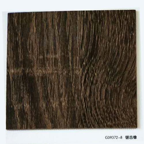 三聚氰胺纸样板G39372-8锯齿橡