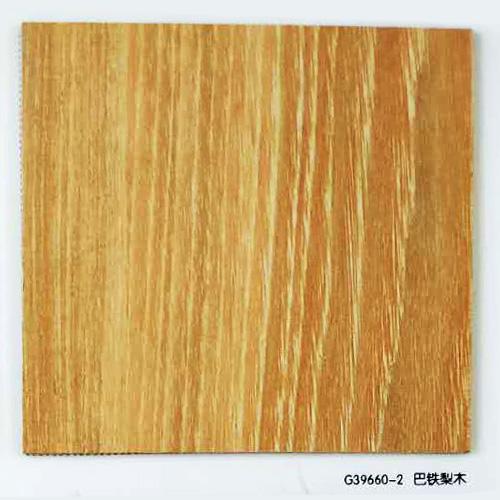 三聚氰胺刨花板G39668-2巴铁梨