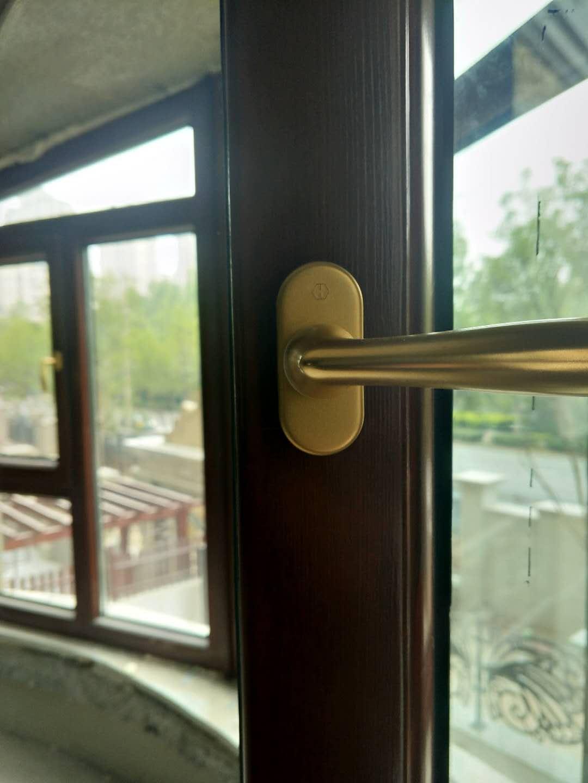 阿尔卡特铝包木门窗厂