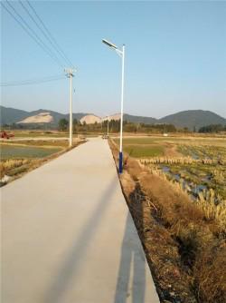 新农村建设一体灯