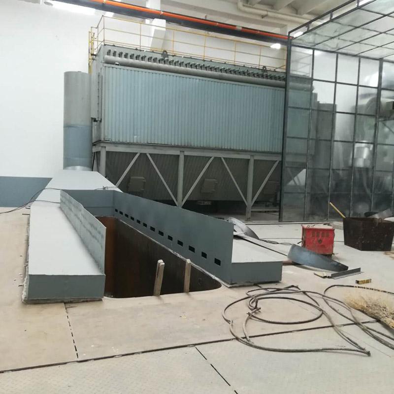 环保型热镀锌生产线