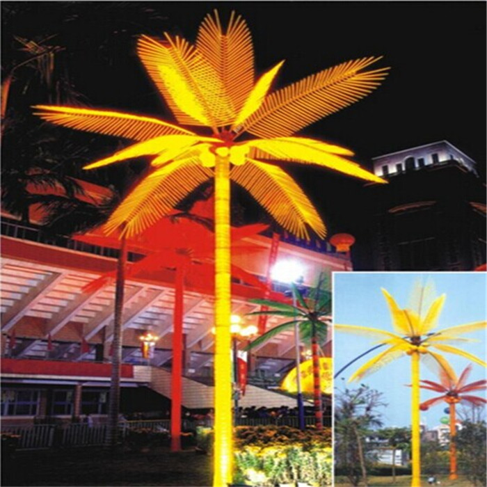 YSLED椰树-5米高-3米