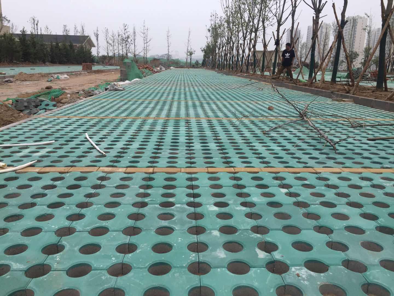 唐山草坪砖厂家