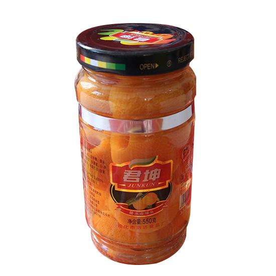 糖水杏罐头