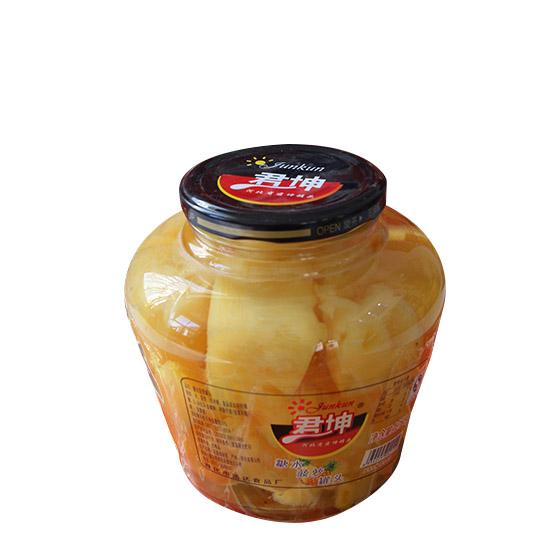 糖水菠萝罐头