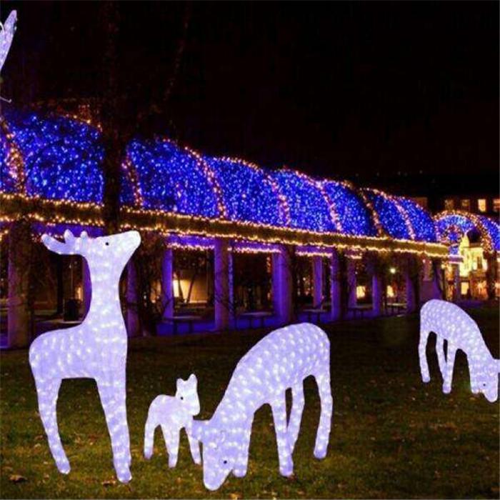 鹿组合LED景观灯