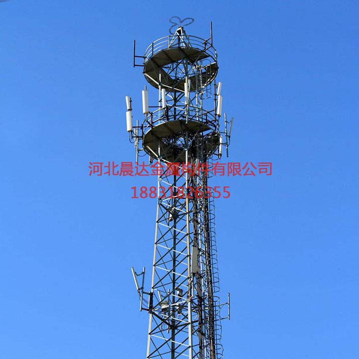 通信铁塔|通信铁塔厂家|河北通信铁塔